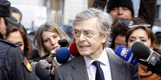 """Sagnier: """"Le di las fotocopias a Gerardo Viada, que tenía el valor añadido de ser abogado de El País"""""""