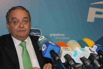 El Tribunal de Cuentas saca los colores al alcalde socialista de Guadalajara