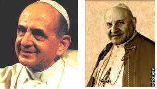 Los Papas del Concilio Vaticano II