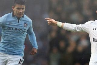 El dilema de Florentino para reforzar al Real Madrid: ¿Kun Agüero o Gareth Bale?