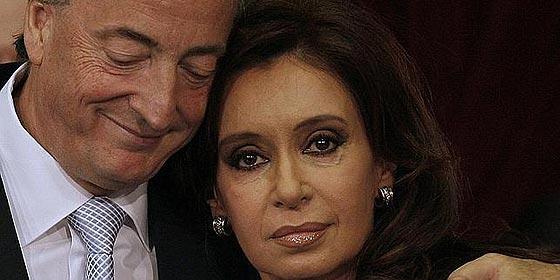 Cristina Kirchner y los apaños para limpiar la herencia secreta de su difunto marido