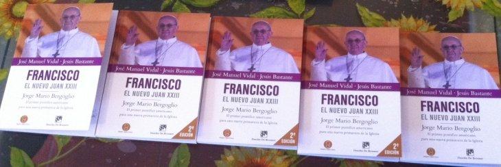 """""""Francisco. El nuevo Juan XXIII"""" (Rd-Desclée), segunda edición a una semana de su lanzamiento"""