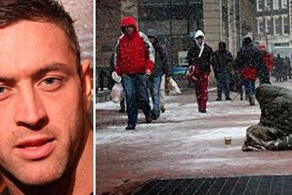Un periodista británico muere haciendo un reportaje sobre vagabundos