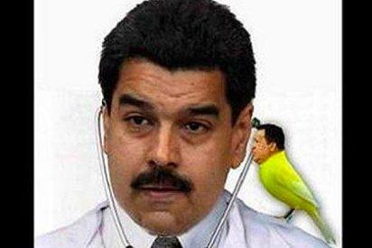 Maduro acepta el consejo de sus asesores y dejará de hacer el 'pajarito'