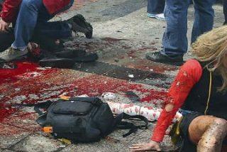 """El Papa """"profundamente entristecido"""" por la """"tragedia sin sentido"""" de los atentados de Boston"""