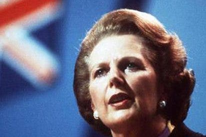 """""""Dime lo que piensas de Margaret Thatcher, y te diré quién eres"""""""
