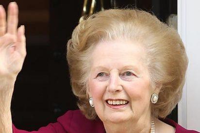 Muere a los 87 años Margaret Thatcher, la 'Dama de Hierro'