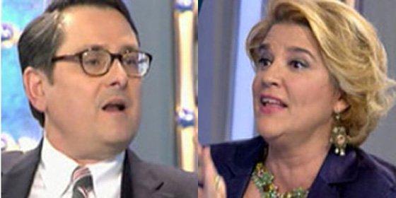 """Rahola le espeta a Marhuenda: """"¿Todo vale en el pimpampum contra Cataluña?"""""""