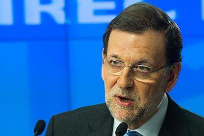 """Mariano Rajoy: """"La monarquía española cuenta con un apoyo muy mayoritario"""""""