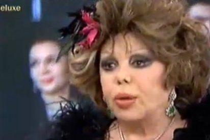 ¿Por qué la entrevista a Marujita Díaz hablando de Sara Montiel fue la peor de la historia del 'Deluxe'?