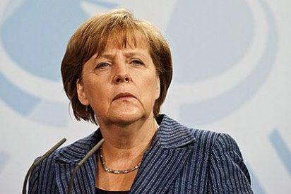 """Angela Merkel: """"La crisis no se resolverá bombeando más dinero, sino con reformas"""""""