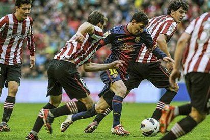 El Athletic de Bilbao frusta en el último suspiro el alirón del Barça
