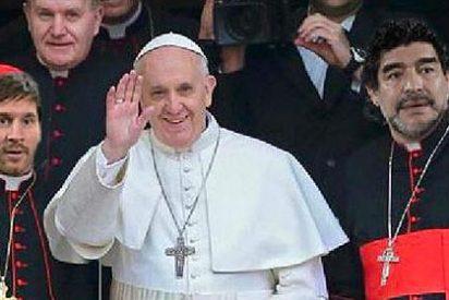 El Papa hará el saque inicial del Argentina-Italia