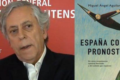 Miguel Ángel Aguilar relata con acidez la evolución democrática de España