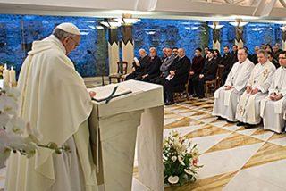 """Francisco asegura que el Concilio no tiene """"marcha atrás"""""""