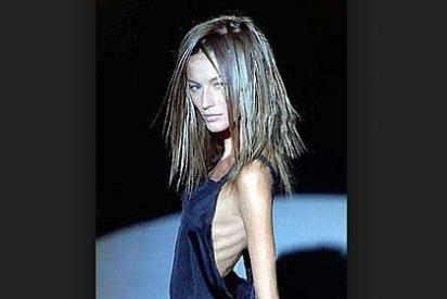 """""""Las modelos comen pañuelos de papel para poder ayunar durante días"""""""