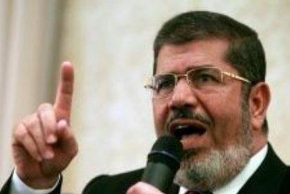 """Mursi: """"El ataque contra la catedral es como un ataque contra mí"""""""