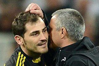 Mourinho y Casillas: Paz a la vista... y a por las semifinales de Champions