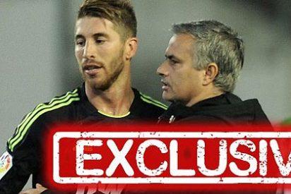 Reunión secreta entre Mourinho y Sergio Ramos para 'limar asperezas'
