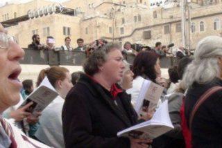 Las mujeres judías podrán rezar libremente en el Muro de las Lamentaciones