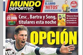 El Barça planea un gran 'mazazo' al Real Madrid: quitarle a Sergio Ramos