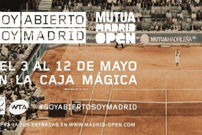 Comienza el Torneo Sub 18 en el Mutua Madrid Open: el torneo de los tenistas del mañana