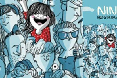Agustina Guerrero traza en su novela las dudas y los complejos que atormentan a los adolescentes