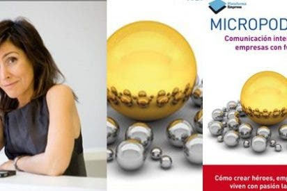 Núria Vilanova muestra en su libro como es posible que los empleados vivan con pasión la marca