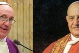 """El """"nuevo Juan XXIII"""" llamó al secretario personal de Roncalli"""