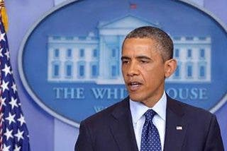 """Barack Obama: """"Los responsables sentirán todo el peso de la Justicia"""""""