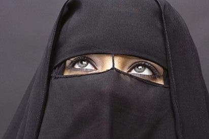 Las mujeres saudíes de ojos bonitos deben 'tapárselos' por ley