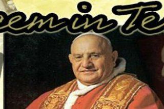 """Francisco asegura que la 'Pacem in terris' es """"un estímulo para la paz"""""""