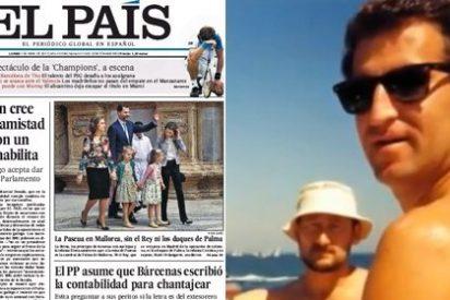 El País exige a Feijóo dimitir por unas fotos con un contrabandista