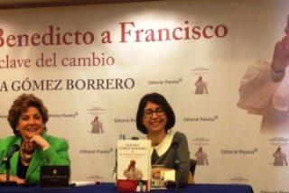 """Paloma Gómez Borrero: """"En los años de Benedicto XVI la Curia ha hecho lo que ha querido"""""""