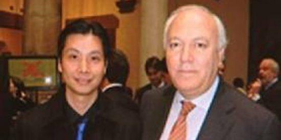 """Expósito: """"Gao Ping salió fotografiado con el ministro Moratinos o el Rey, ¿pedimos su dimisión?"""""""