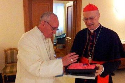 """Francisco bendice la """"maglia rosa"""""""