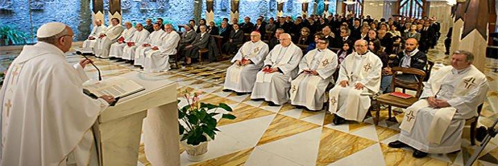"""Papa Francisco: """"El confesionario no es una tintorería"""""""