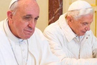 Francisco felicita telefónicamente a Benedicto XVI por su cumpleaños