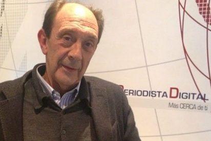 """Pepe Ribas:""""El País nos tachó con una cruz en 1979 porque tenía el monopolio de la izquierda"""""""