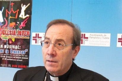 Carta bomba contra el arzobispo de Pamplona