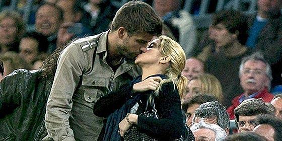 Shakira y Piqué ¿boda y bautizo a la vista?