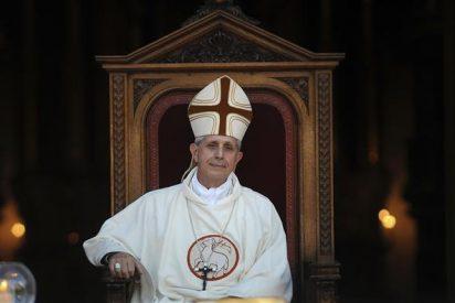 Poli asume como arzobispo de Buenos Aires