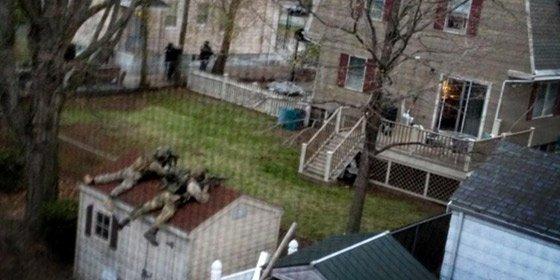 La policía toma Boston a la caza del segundo terrorista del Maratón