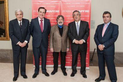 Carlos Cruz-Diez recibe el premio Penagos de Dibujo 2012 de Fundación MAPFRE