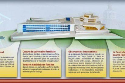 La Santa Sede construirá un centro internacional de la familia en Nazareth