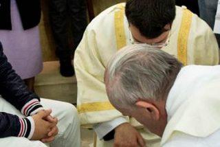 Jesús, el Papa y la liturgia del Jueves Santo