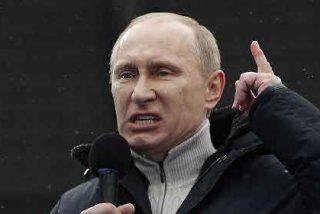 "Vladimir Putin increpa furioso a sus ministros: ""Os echo a todos"""