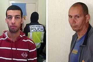 Detenidos en España dos terroristas con el perfil de los chechenos de Boston