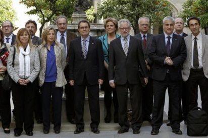 Pilar Rahola asciende de tertuliana televisiva a consejera áulica de Artur Mas