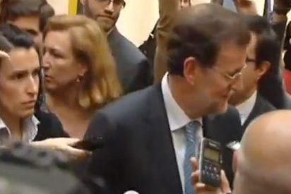 """Martín Ferrand: """"El silencio de Rajoy denota desprecio a la ciudadanía, desapego de sus electores, menosprecio del Parlamento y una originalísima forma de hacer amigos"""""""